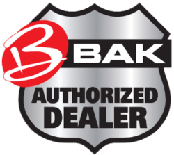 Is A BAK Certified Dealer!