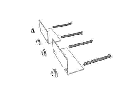BAKBox 2 AB - Clamping Brackets for BAKFlip