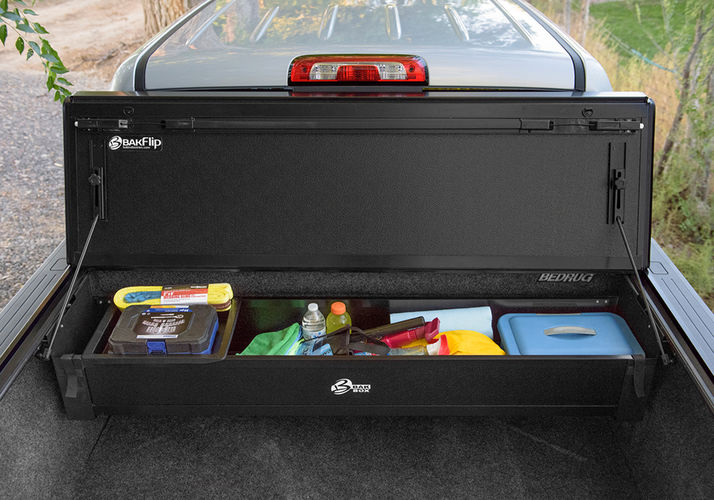 The New Aerobox Is The Perfect Cargo Holding Accessory For Your Truck S Bed Truck Forums